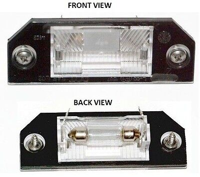 Ford Focus Mk2 04-07 C-Max 03-10 Number Plate Lamp Light New 4502331
