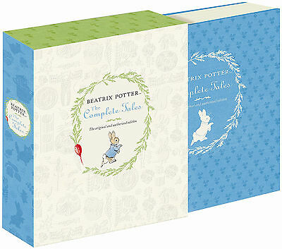 Beatrix Potter the Complete Tales (Hardback 2012) 27 Stories Christening New