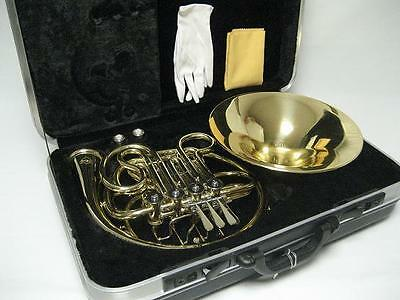 Pro Gold Double French Horn - New