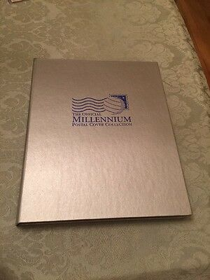 Official Millennium Postal Cover Collection