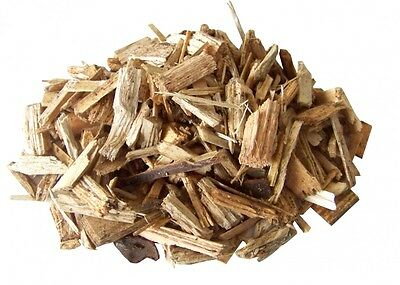Bark mulch / Woodchips natural 60 Litre in Box of Seller's Own Production