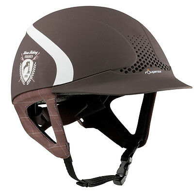 Adults Childs horse riding helmet hat Ventilated english and western all size