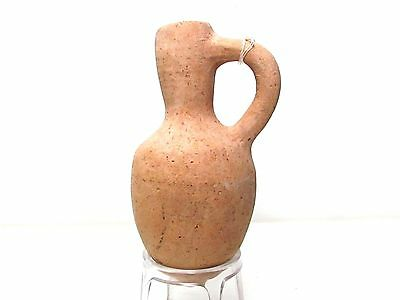 middle bronze age ancient pottery juglet p1736
