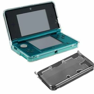 Hard Clear Crystal Guard Case Cover Protector for Nintendo 3DS 3DSXL 3DSLL  HY
