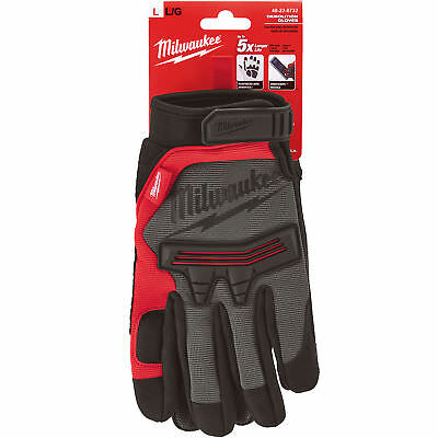 Milwaukee Demolition Gloves - Large 48-22-8732 New
