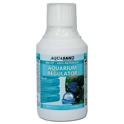 (27,96€/l) AQUASAN Bio-Fit Aquarium Regulator 250 ml natürlich, Mikroorganismen • EUR 6,57