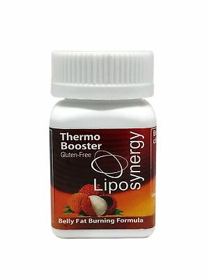 Liposynergy Thermo Booster - Original  30 Capsules - Burn Fat - Slimming Formula