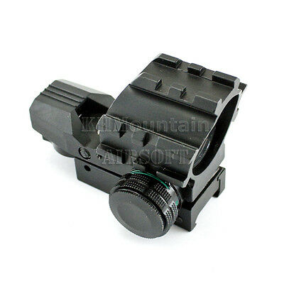 R&G Dot Sight with Selective Reticle with Rail (HD-112) (KHM Airsoft)