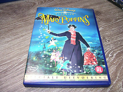 Mary Poppins * WALT DISNEY CLASSICS DVD SPECIALE UITVOERING 2003 * RARE