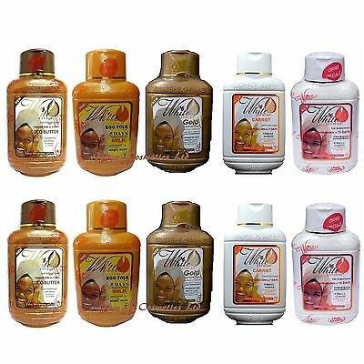 White Express Extra Whitening Milk / Lotion - Carrot, Egg Yolk, Coco Butter,gold
