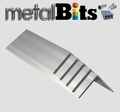"Aluminium Angle x 1/8"" (Various Sizes Available)"