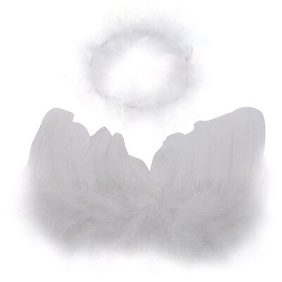 Sunny New Infant Baby Kids Angel Fairy Wing Costume Photo Prop