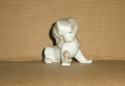 LLadro  Early Dog with Snail ?