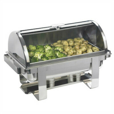 Roll Top Chafer Set Full Size 1/1Gn 8.5L / 65mm