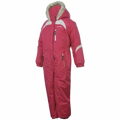 Lovely Warm Girls Winter Ski Snow Suit Pink Age 2/3 3/4