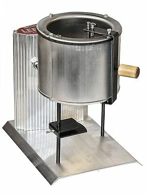 Electric Lead Melting Pot Metal Melter Furnace Casting Molds 20 Pound Spout