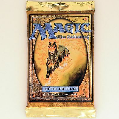 MTG: 5th EDITION Sealed Booster Pack - Magic the Gathering
