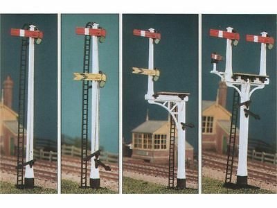 Ratio Oo Scale Rt477 Semiphore Signal Lms Round Post Upper Quadrant Rt477