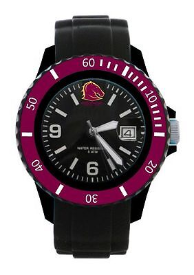 NRL Watch - Brisbane Broncos - 100m Water Resistant - Gift Box Included