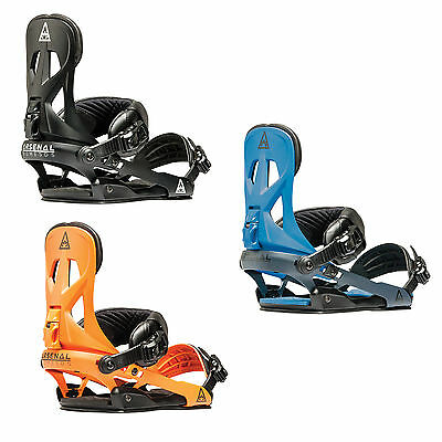 Rome Arsenal Mens New Snowboard Bindings 2016 Snow Free Delivery Australia