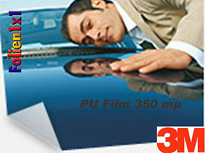 5 x 20cmx10cm Paint protection Film 3M PU Film transparent extra thick 0,35mm