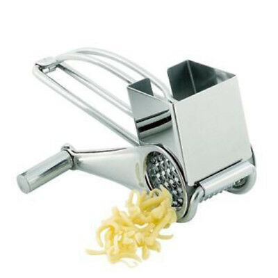 100% Genuine! AVANTI Lifestyle Rotary Drum Cheese Grater 18/10 S/S! RRP $53.95!