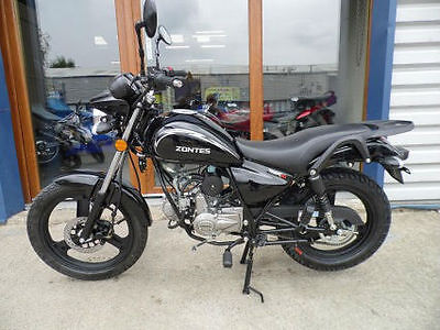 Zontes Tiger 50cc BRAND NEW LEARNER LEGAL GEARED MOTORCYCLE