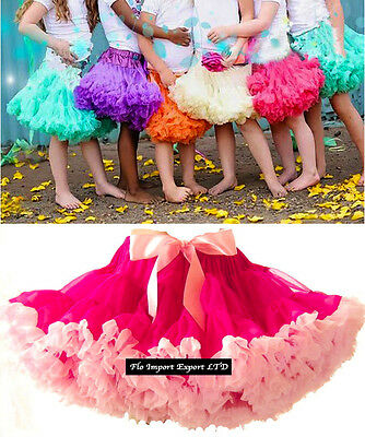 Gonna Tutù Tulle Balze Bambina Girl Tutu Skirt SKIR001