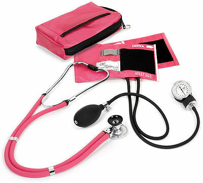 Aneroid sphygmomanometer / stethoscope combination kit LUMISCOPE NEW