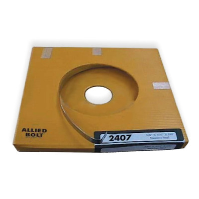 """Allied Bolt 2409 Band Pole Giant, 1-1/4"""", 100 Ft Roll"""