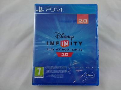 Disney Infinity 2.0 Software Game Only (Solus) (Sony PS4) Neu