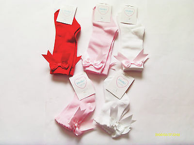 Baby Girl Knee Length And Ankle Socks (Also Available In Dusty Pink )