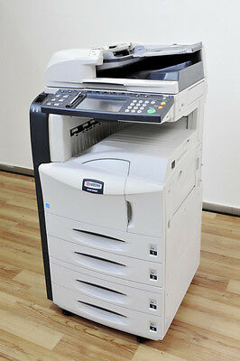 Kyocera KM 4050 Networked Copier