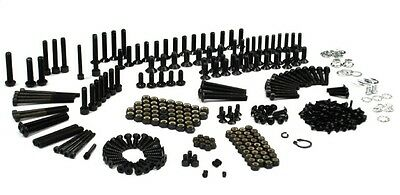Integy Black Complete Replacement Screw, Nut  Set For Hpi Baja 5B, 5T, 5Sc