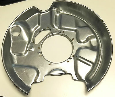 Mercedes W202 W201 E190 W124 S124 Right Rear Brake Disc Guard Plate Backplate