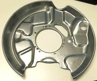Mercedes W202 W201 E190 W124 S124 Left Rear Brake Disc Guard Plate Backplate