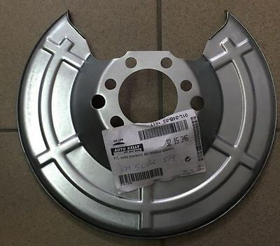Astra G H Zafira A B Meriva A Rear Brake Disc Cover Splash Guard Plate Backplate