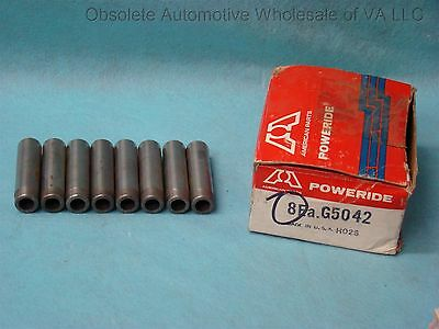 1971 1972 1973 Ford Pinto 1.6L Valve Guide Set 8 Kent 98 ci 4 Cyl Chambered Head