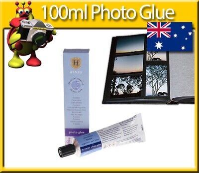 Photo Henzo Glue 100ml x1 Archival Quality