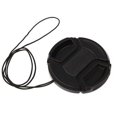 Nikon Pentax Canon Sony Olympus 52mm lens cap. Snap-on, cover, Free shipping