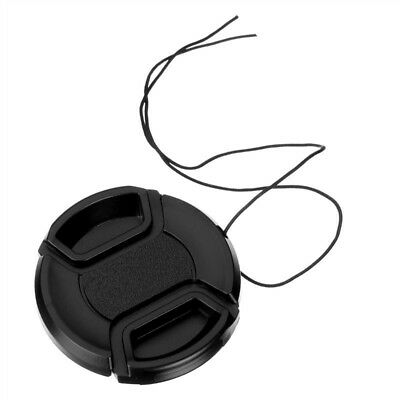 67mm Camera Front Lens Snap-on Pinch Cap Cover for Nikon Olympus Canon Fujufilm