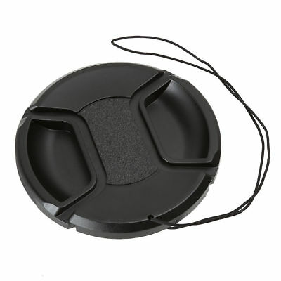 77mm universal center pinch lens Cap for canon nikon sony samsung pentax uk
