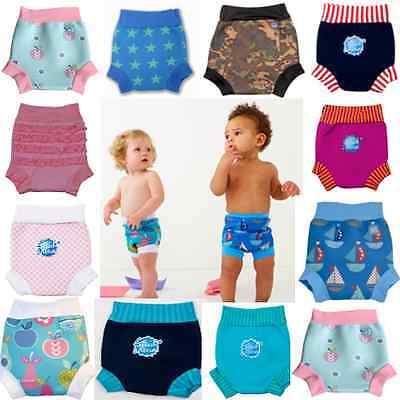 Splash About Happy Nappy/Swim Nappy - Over 10 designs to choose from