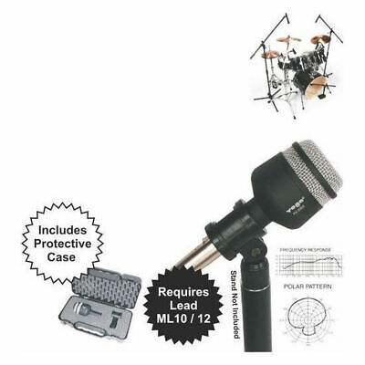 Kick Drum Microphone Yoga For High Level Sounds At Close Range FX568