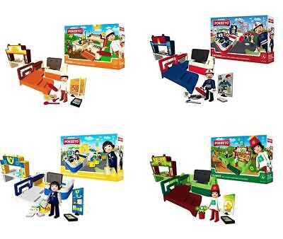 efko Pokeeto All Models & Accessories Collection Kids Role Play Brand New