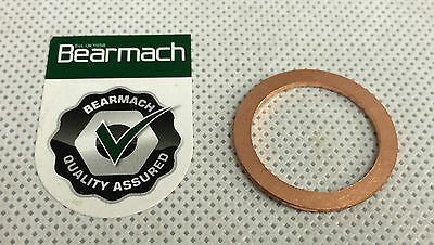 Bearmach Gearbox Drain Plug Washer for Defender Discovery Range Rover LT77 R380