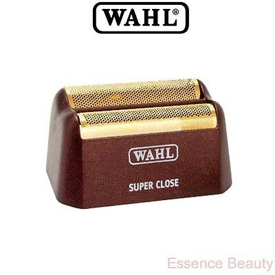 WAHL Shaver/Shaper Replacement SUPER CLOSE FOIL GOLD 5 Star Series