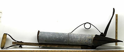 Vintage Potato Planter Corn Seeder Flower Bulb Yard Tool Farm Garden Primitive