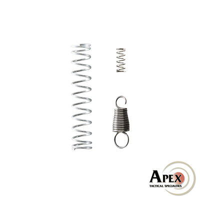 Apex Tactical S&W SD Spring Kit for Smith & Wesson SD9 SD40 SD9VE SD40VE 107-120