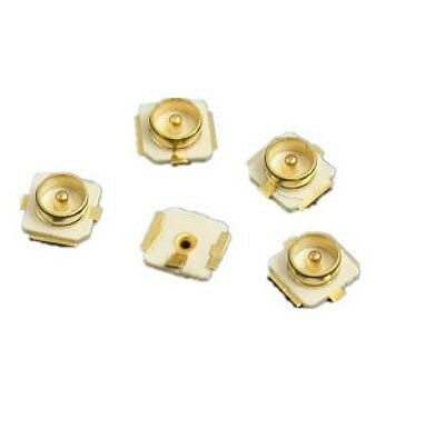 10PCS IPX U.FL RF Coaxial Connector SMD SMT solder PCB Mount Socket Jack Female
